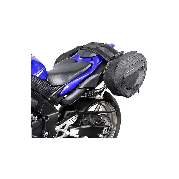 SW-MOTECH Blaze Saddlebag System Yamaha R1 2009-2014