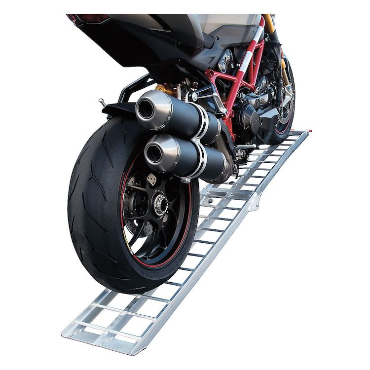 Trackside Aluminum Folding Ramp