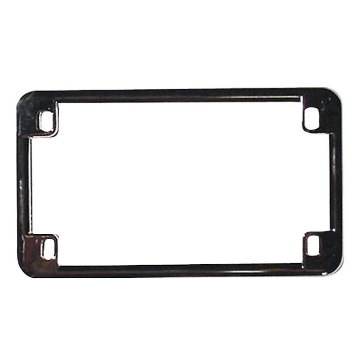 Trackside License Plate Frame - Cycle Gear