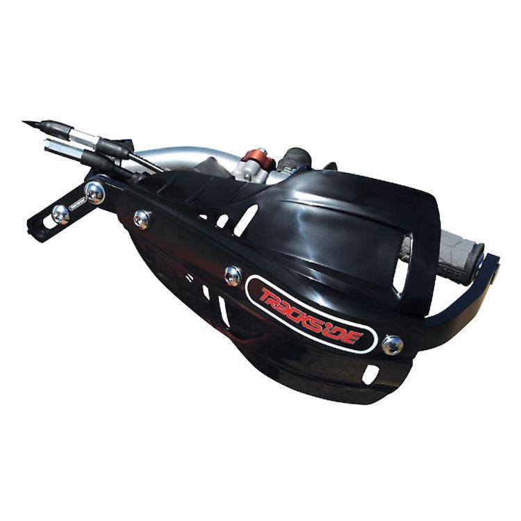 Trackside Aluminum Handguard Kit With Shields
