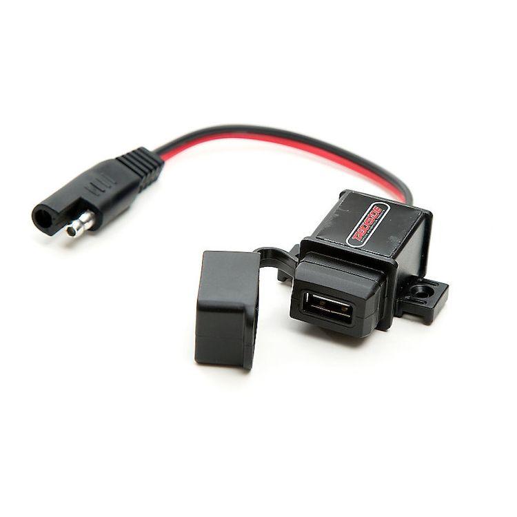Trackside USB Outlet