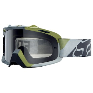 Fox Racing AIRSPC Goggles (Color: Drezden / Lens: Grey) 972626