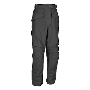 Firstgear HT Women's Overpants Shell (Color: Black / Size: W12) 765026