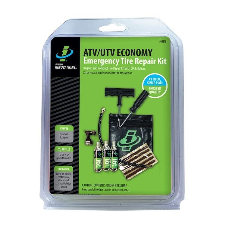 Genuine Innovations Economy ATV/UTV Tire Repair Kit