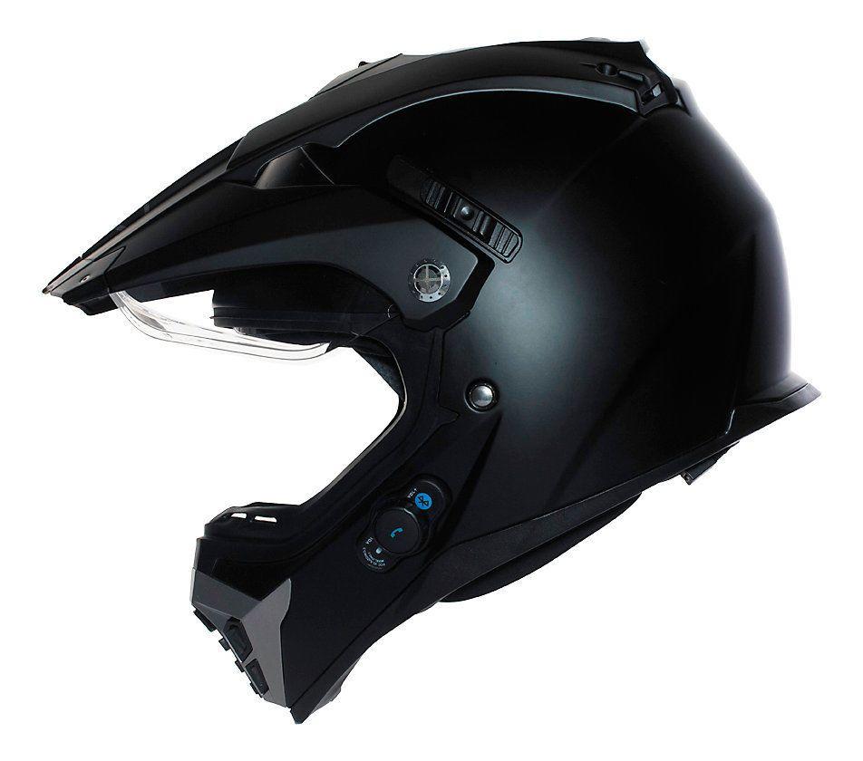 9b98bc45 Bilt Techno Bluetooth Adventure Helmet - Cycle Gear