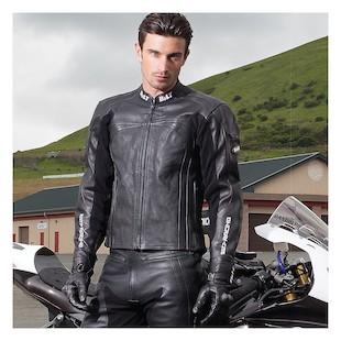 Bilt Trackstar Jacket (Color: Black / Size: 46) 1130606