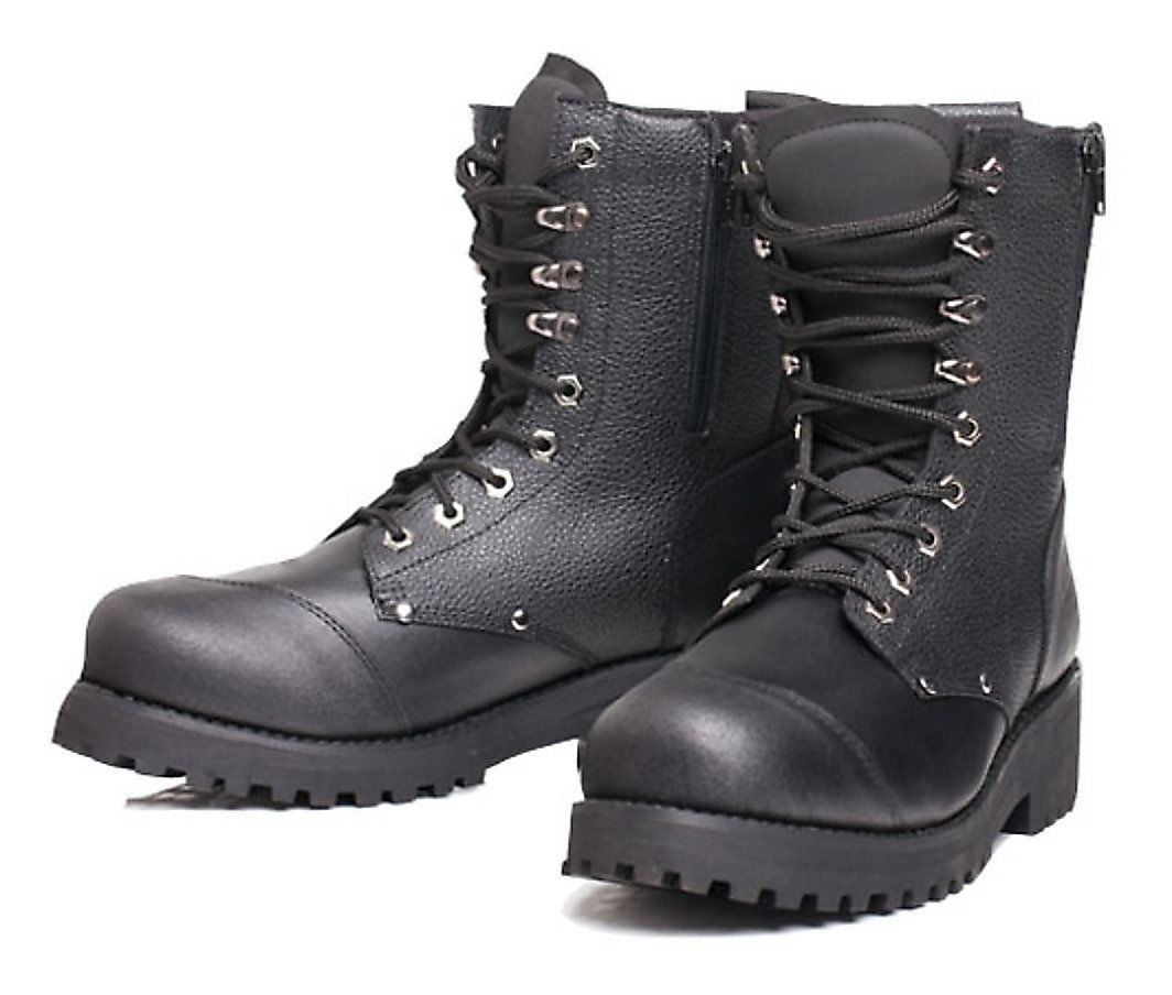Bilt Commando Boots Cycle Gear