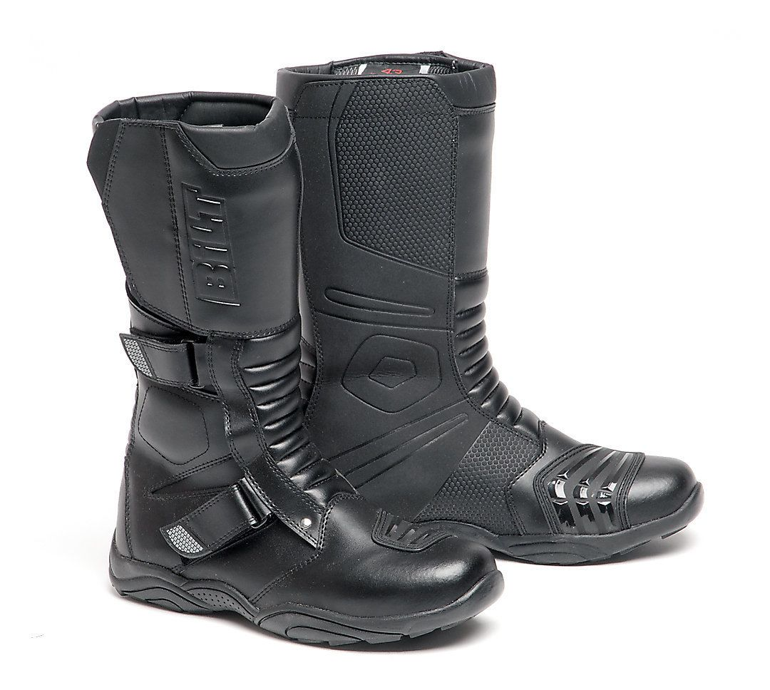 Bilt Explorer Adventure Waterproof Boots Cycle Gear
