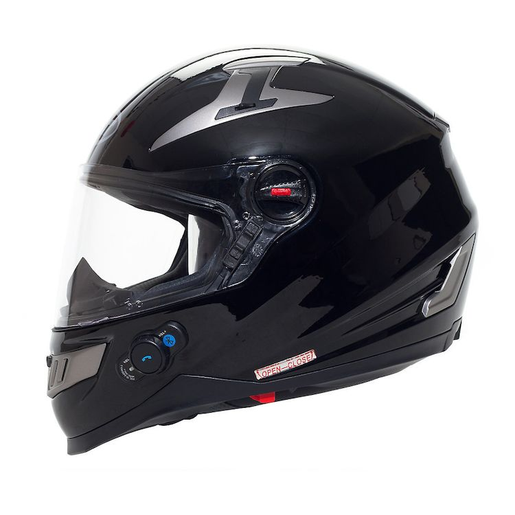 Bilt Techno Bluetooth Helmet Cycle Gear