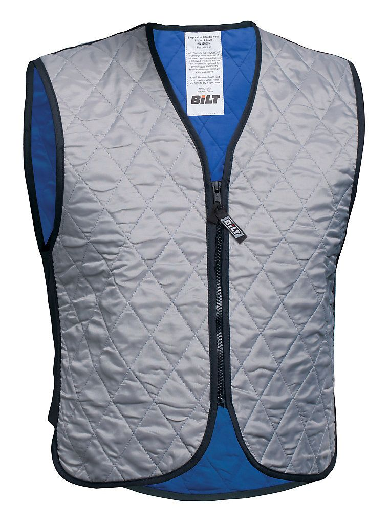 Air Cooling Vest : Bilt cooling waterproof vest cycle gear