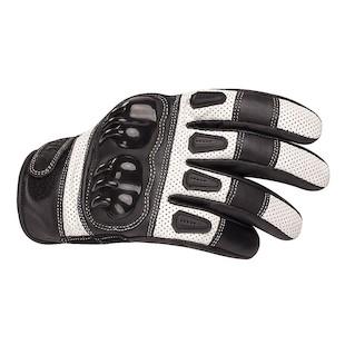 Bilt Sprint Women's Gloves (Color: White/Black / Size: SM) 1132614