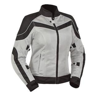 Bilt Techno Women's Jacket (Color: Grey/Black / Size: XS) 1132654