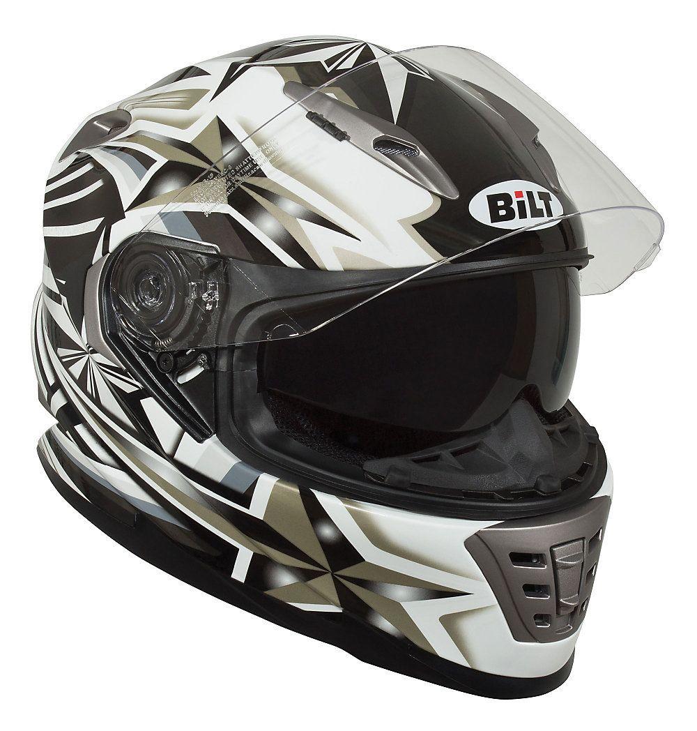 Bilt Raptor Eclipse Helmet Xs Cycle Gear