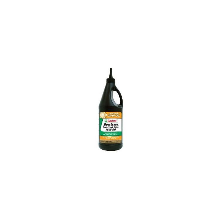 Castrol Syntrax Limited Slip 75W-90 Gear Oil