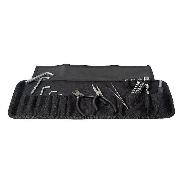 Wheelies Metric Rollup Tool Kit