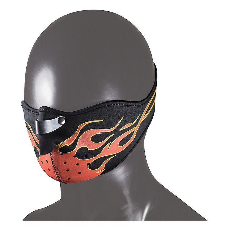 Flame Black/Orange