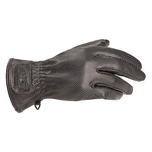 Custom Bilt Cruiser Gloves (Color: Black / Size: 2XL) 1133415