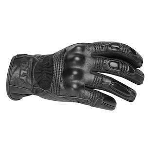Custom Bilt Interstate Gloves (Color: Black / Size: SM) 1133505