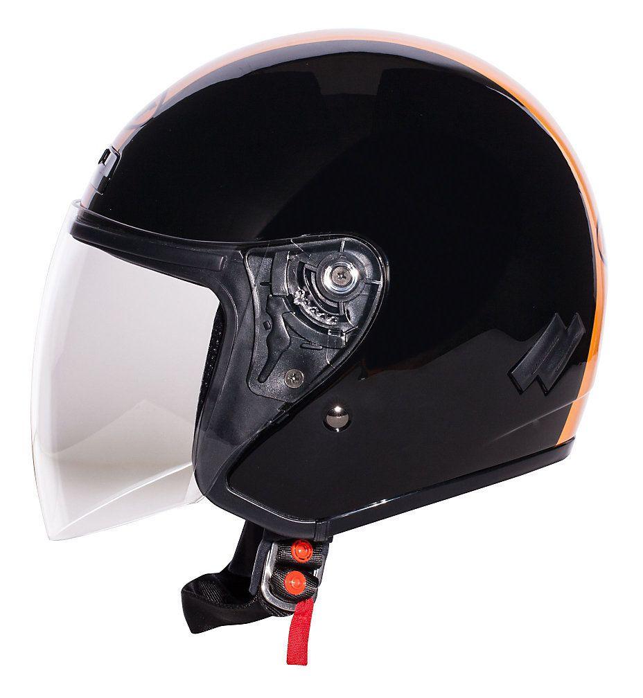 ae700909 Bilt Roadster Retro Helmet - Cycle Gear