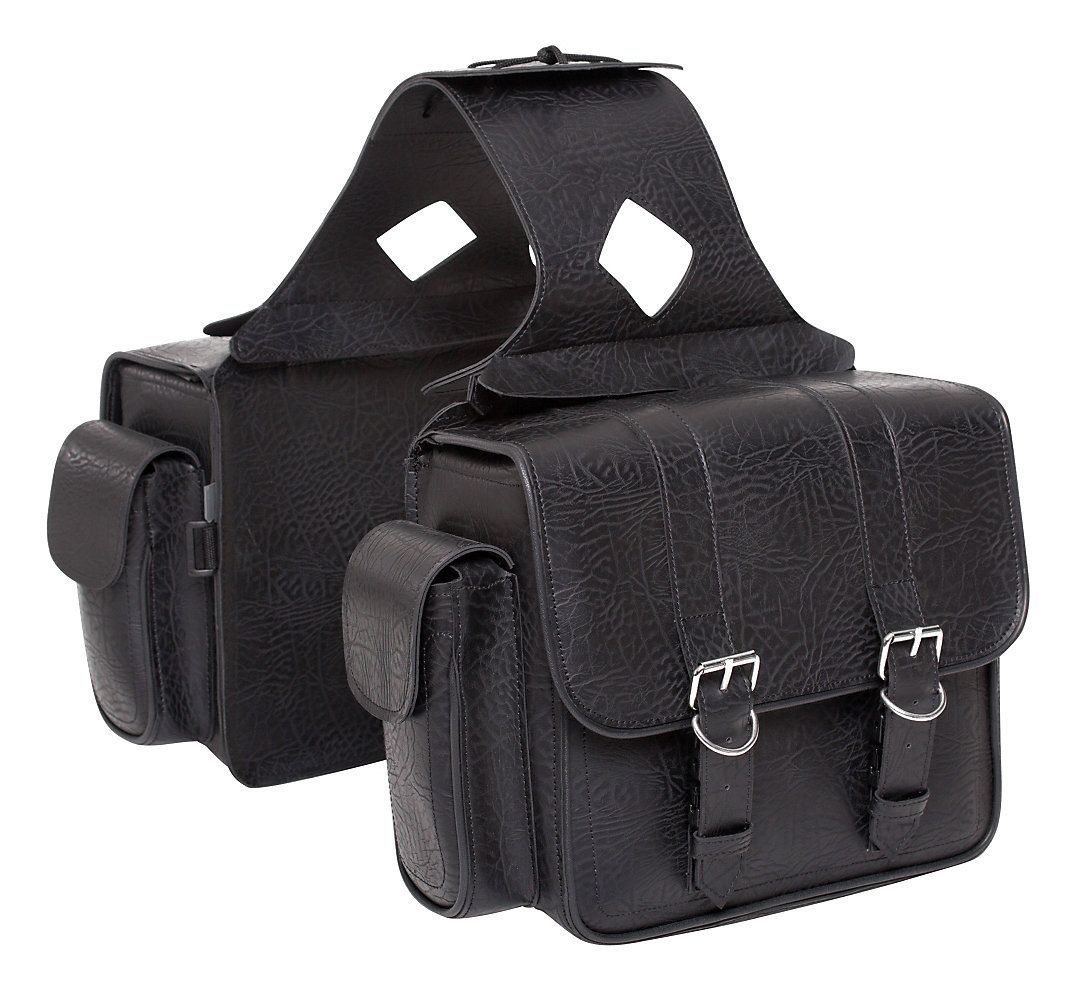 Bilt Square Saddlebags