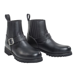 Custom Bilt Interstate Boots (Color: Black / Size: 9) 1133610
