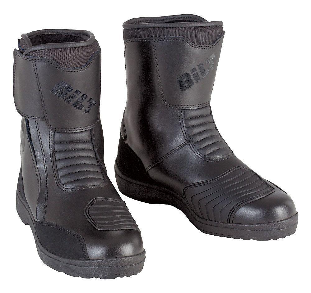 custom bilt waterproof s boots cycle gear