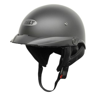 Custom Bilt Titan Helmet (Color: Matte Black / Size: 2XL) 1133695