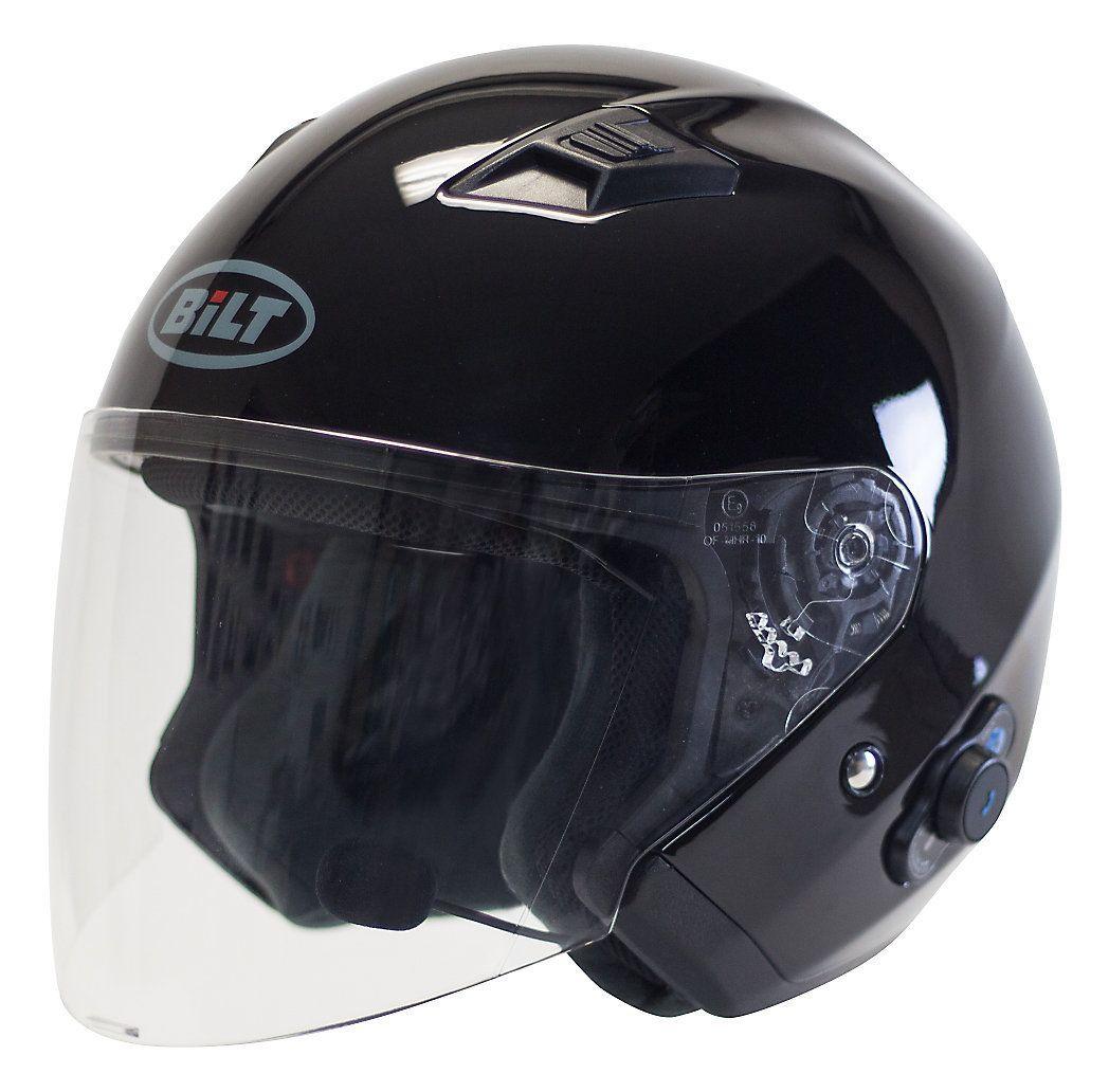 Pro Taper Handlebars >> Bilt Techno Metropolis Bluetooth Helmet - Cycle Gear