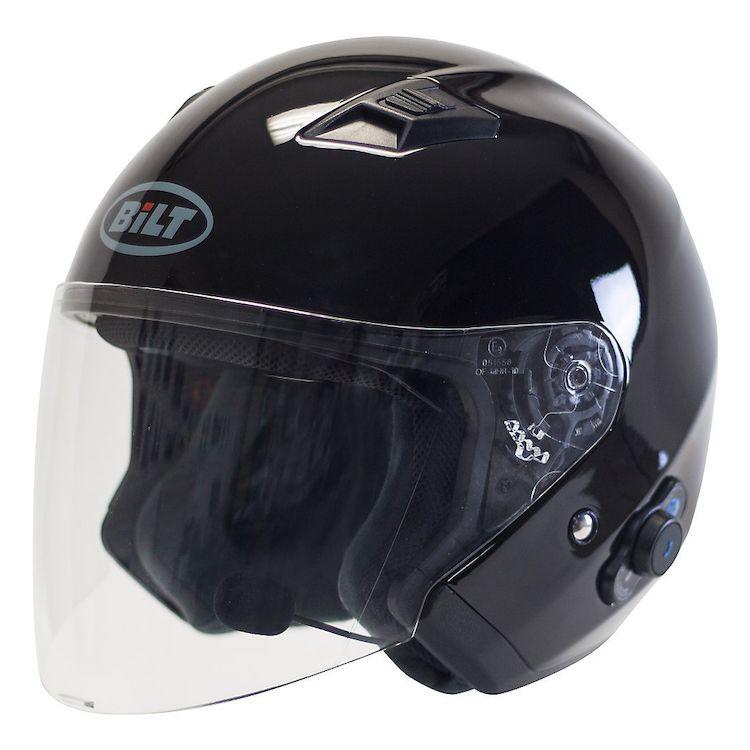Bilt Techno Metropolis Bluetooth Helmet Cycle Gear