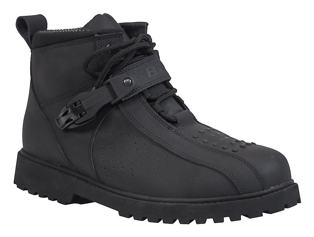 Motorcycle Boots Riding Shoes Men Women Cycle Gear D Island Casual Black Sale Bilt Trojan