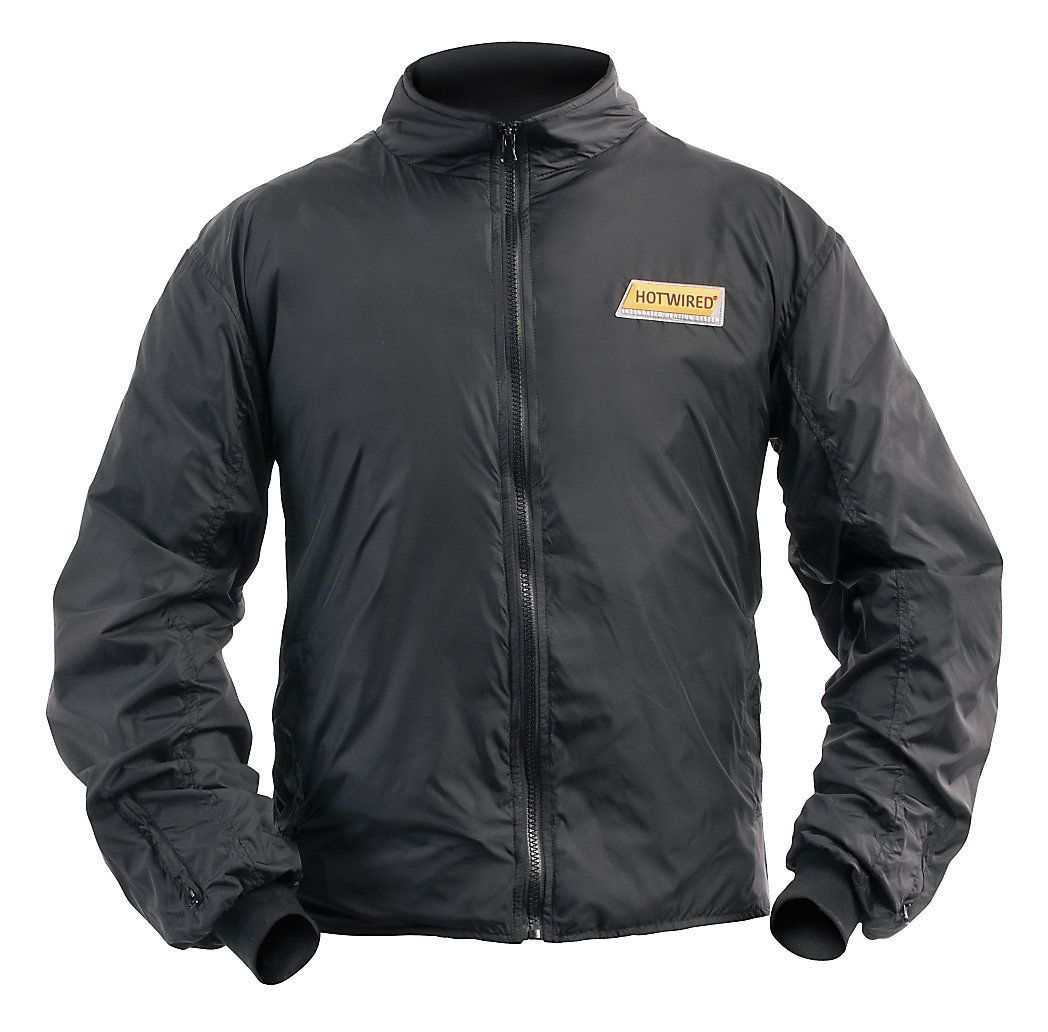 Pro Taper Handlebars >> Hotwired Heated Jacket Liner 2.0 - Cycle Gear