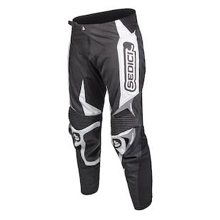 Sedici Podio Pants (Color: White/Black / Size: 36) 1135399