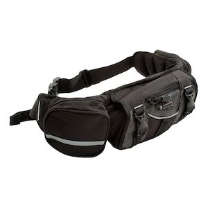 8b323ba3f Speed and Strength Speed Society Leather Hip Bag - Cycle Gear