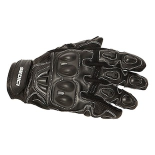 Sedici Ezio Gloves (Color: Black / Size: SM) 1136244