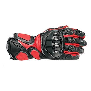 Sedici Ultimo Gloves (Color: Red/Black / Size: XL) 1136365