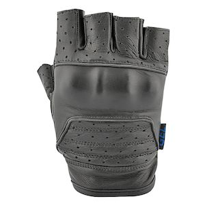 Highway 21 Ladies Ranger Motorcycle Riding Gloves Black All Sizes