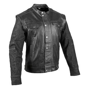 Street & Steel Oakland Convertible Jacket (Color: Black / Size: 3XL) 1136990