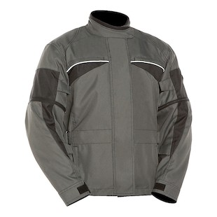 Bilt 4 Kids Thunder Waterproof Jacket (Color: Gunmetal/Black / Size: XS) 1133386
