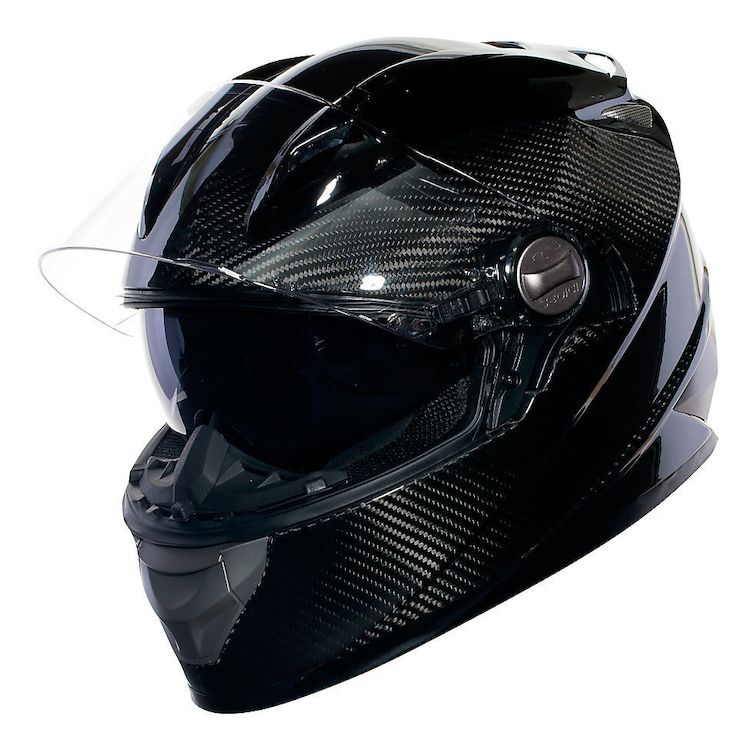 Carbon Fiber Motorcycle Helmet >> Sedici Strada Carbon Helmet Cycle Gear