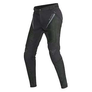 Dainese Drake Super Air Women's Pants (Color: Black/Black / Size: 40) 1030932