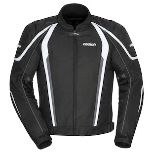 Cortech GX Sport 4.0 Jacket (Color: Black / Size: 2XL (Tall) )
