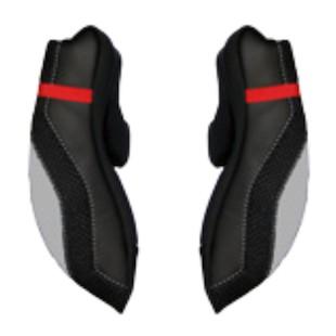Nexx Dual Cheek Pads