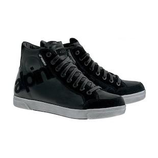 Alpinestars Joey WP Shoes (Color: Shiny Black / Size: 11) 915501