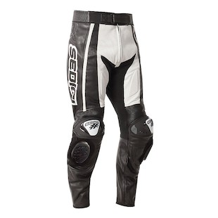 Sedici Rapido Pants (Color: White/Black / Size: 38) 1134950