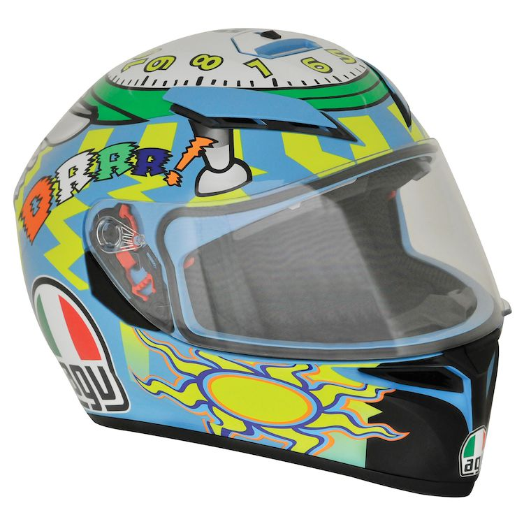 agv k3 sv wake up helmet cycle gear