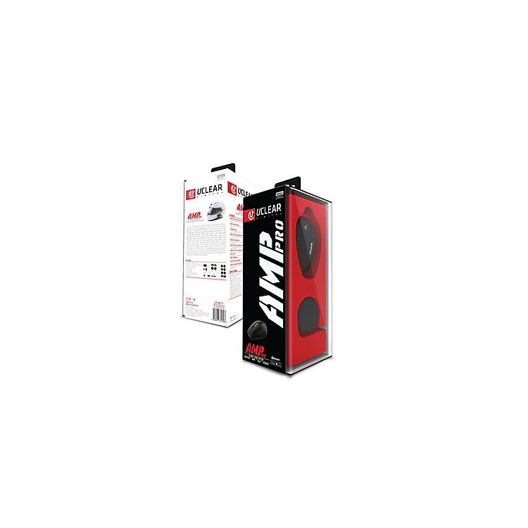 UCLEAR AMP Pro Bluetooth Communicator - Dual Pack