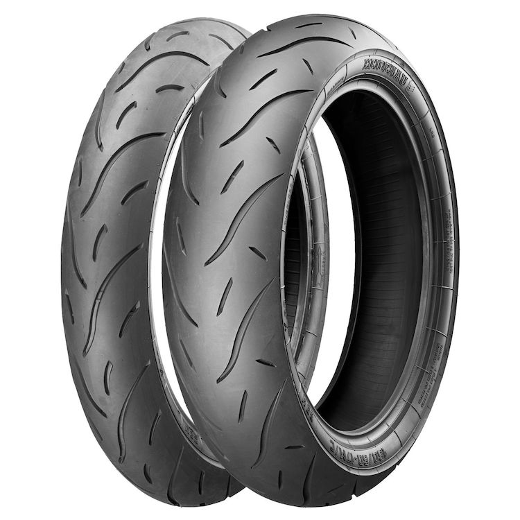 Heidenau K80 Scooter Tires