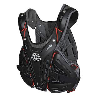 Troy Lee Designs Youth 5900 Chest Protector (Color: Black) 868329
