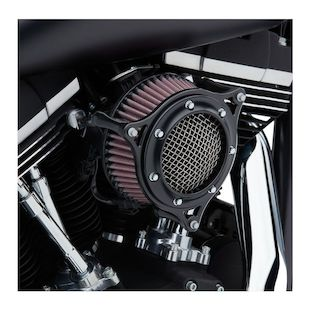 Cobra RPT Air Intake For Harley Twin Cam 1999-2017 (Finish: Black) 1139623