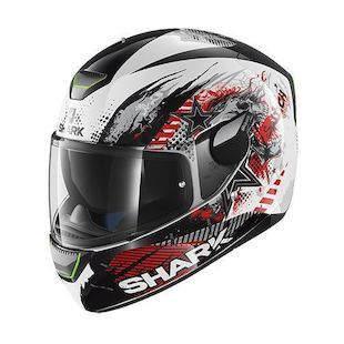 Shark SKWAL Switch Rider Helmet (Color: Black/Red / Size: XS) 1140171